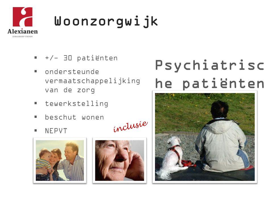Psychiatrische patiënten