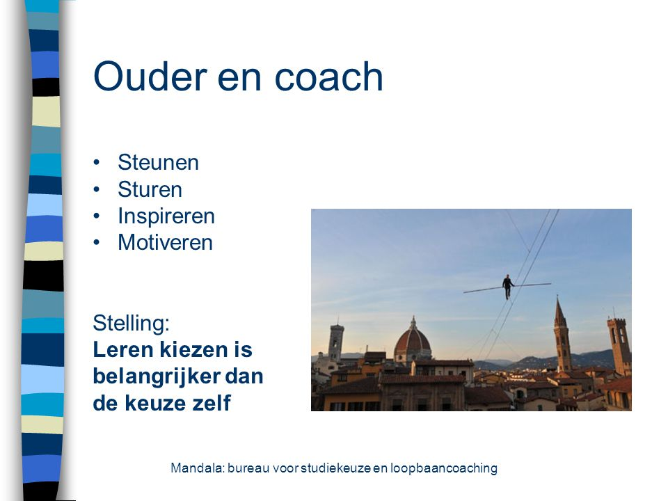 Mandala: bureau voor studiekeuze en loopbaancoaching