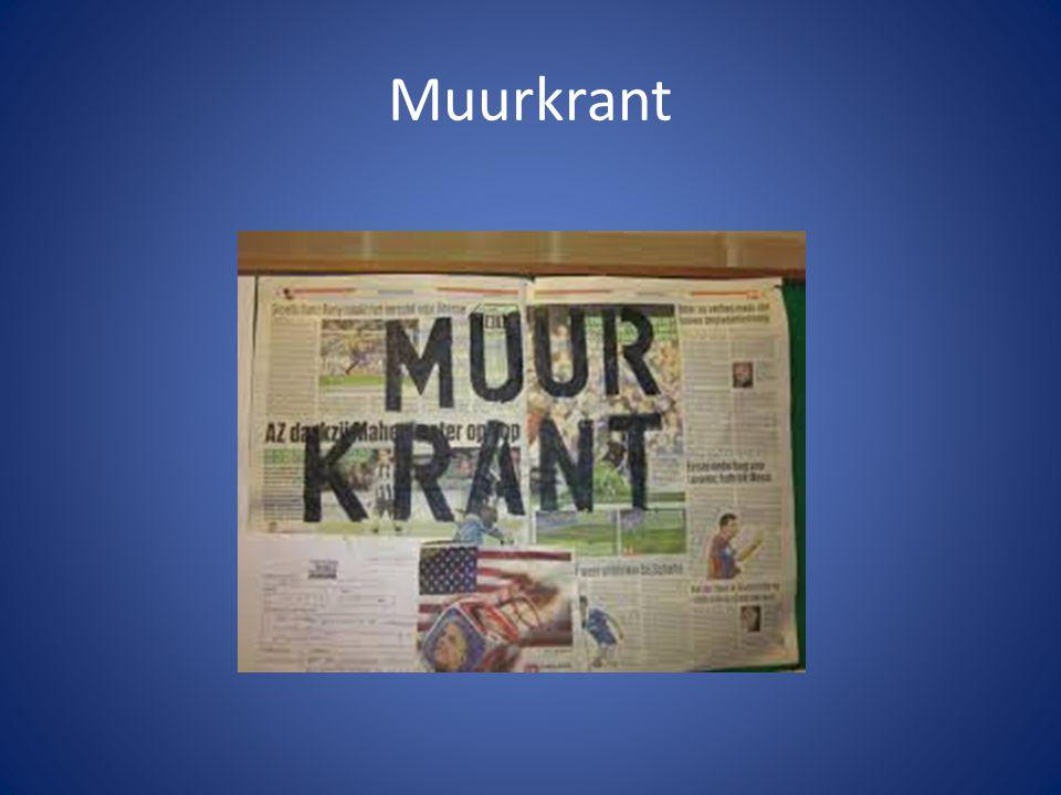 Muurkrant