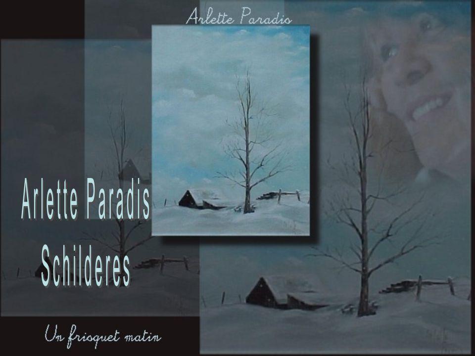 Arlette Paradis Schilderes