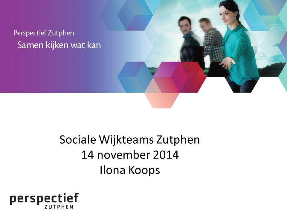 Sociale Wijkteams Zutphen
