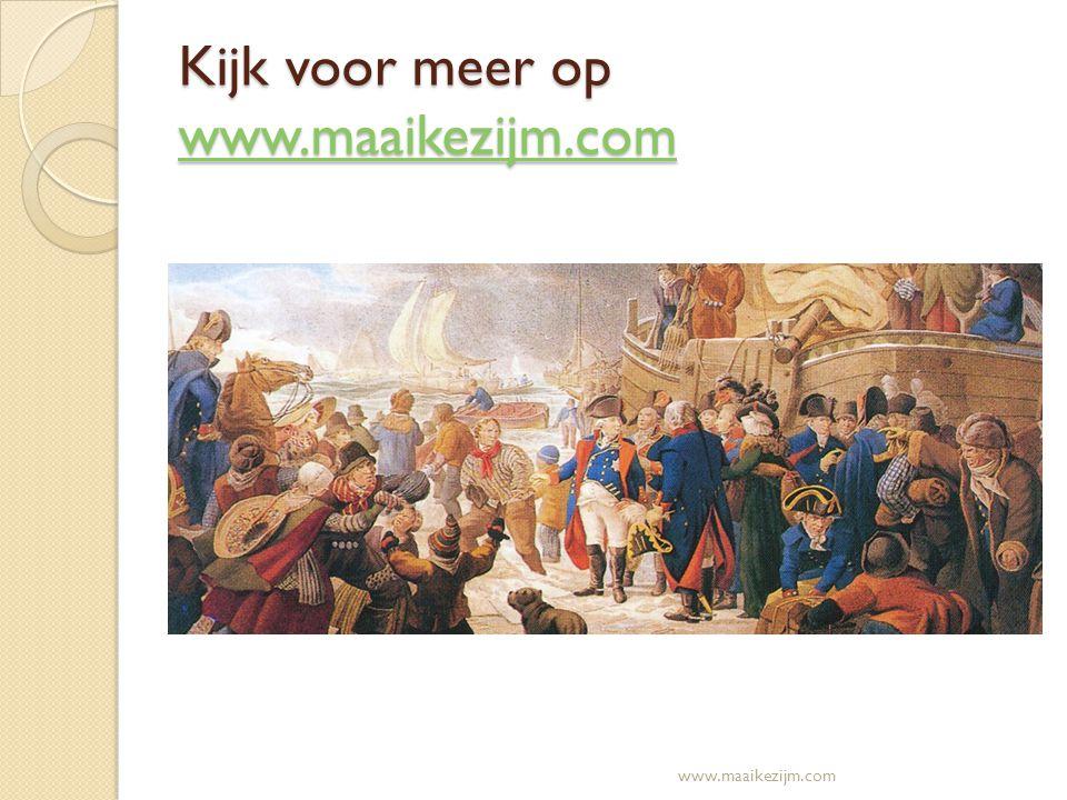 Kijk voor meer op www.maaikezijm.com