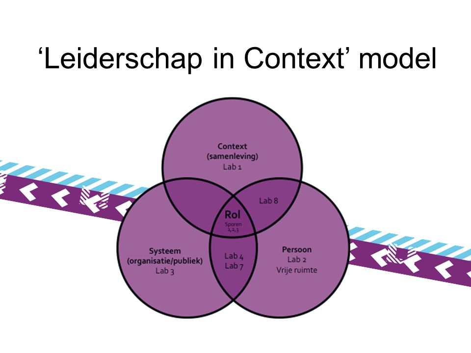 'Leiderschap in Context' model