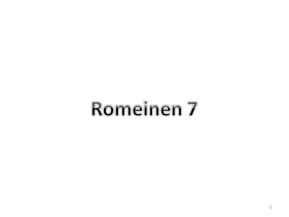 Romeinen 7