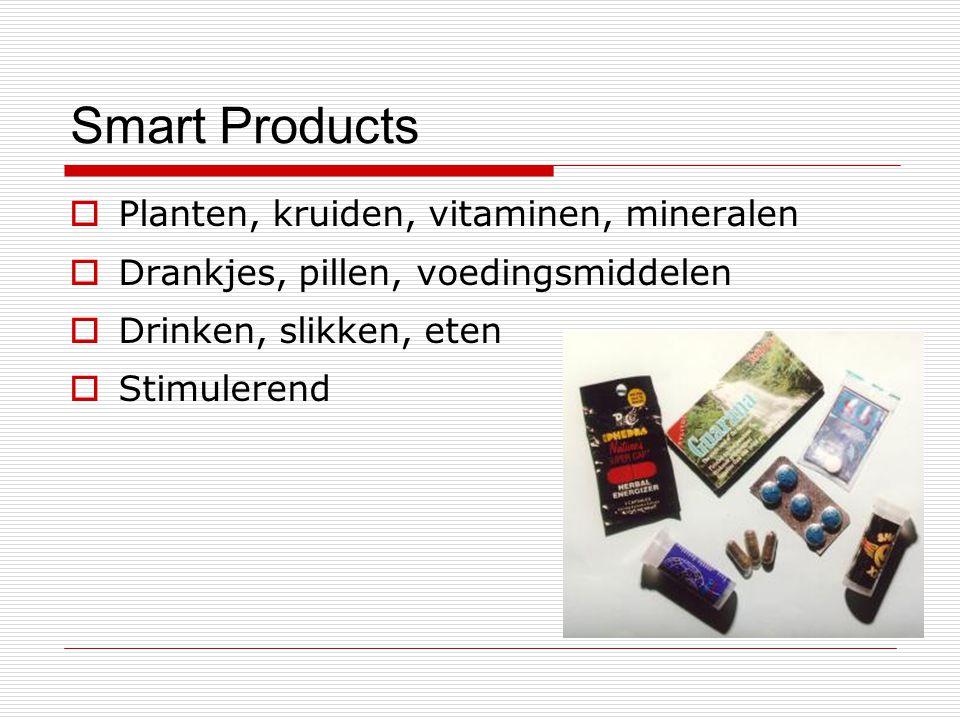 Smart Products Planten, kruiden, vitaminen, mineralen