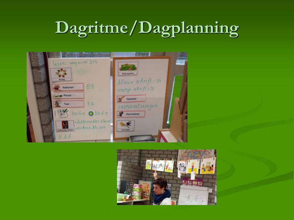 Dagritme/Dagplanning