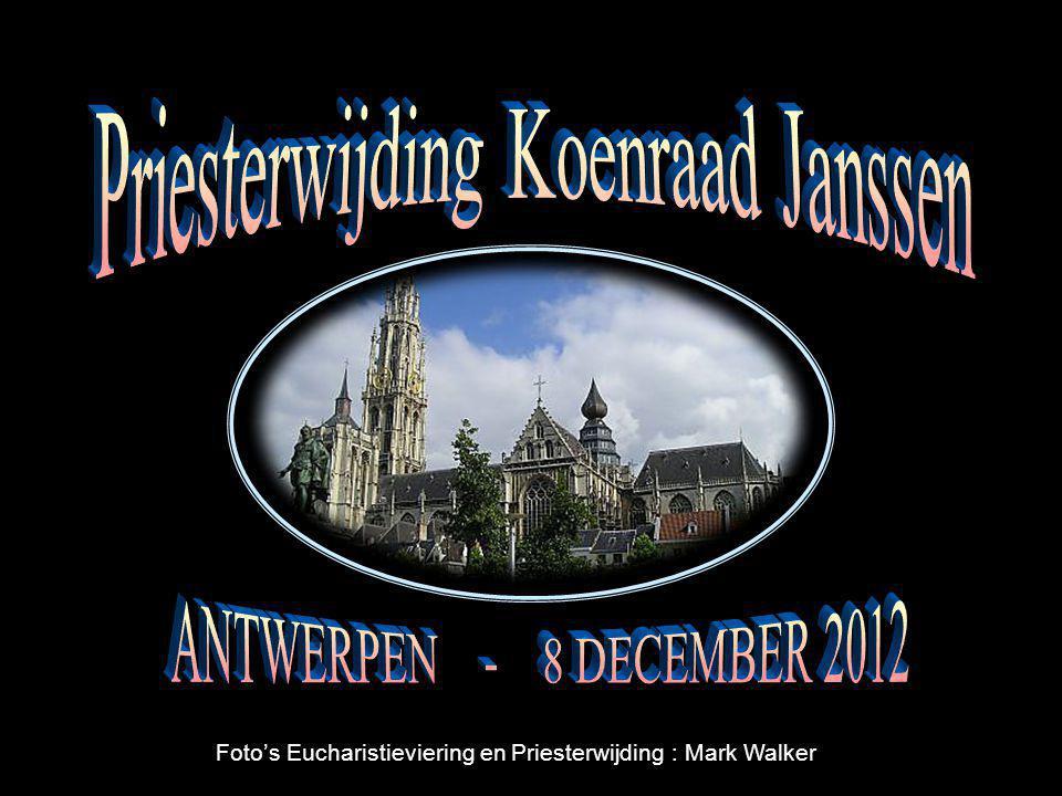 Priesterwijding Koenraad Janssen