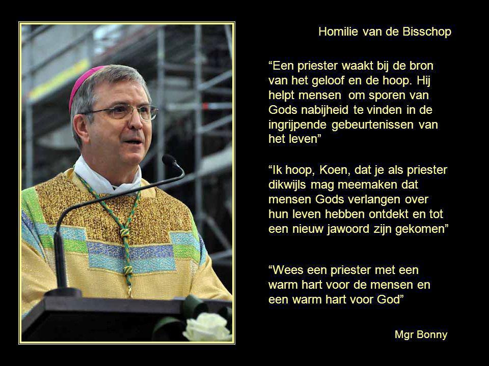 Homilie van de Bisschop