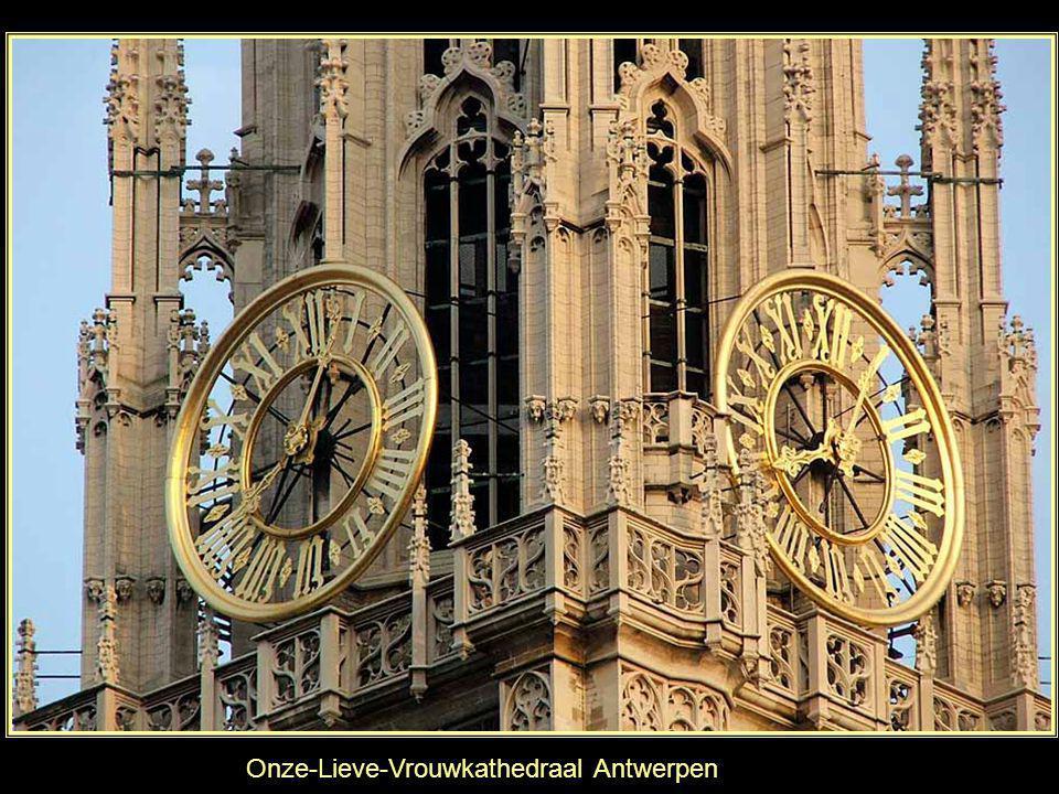 Onze-Lieve-Vrouwkathedraal Antwerpen