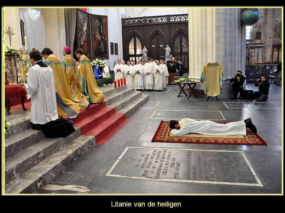 Litanie van de heiligen