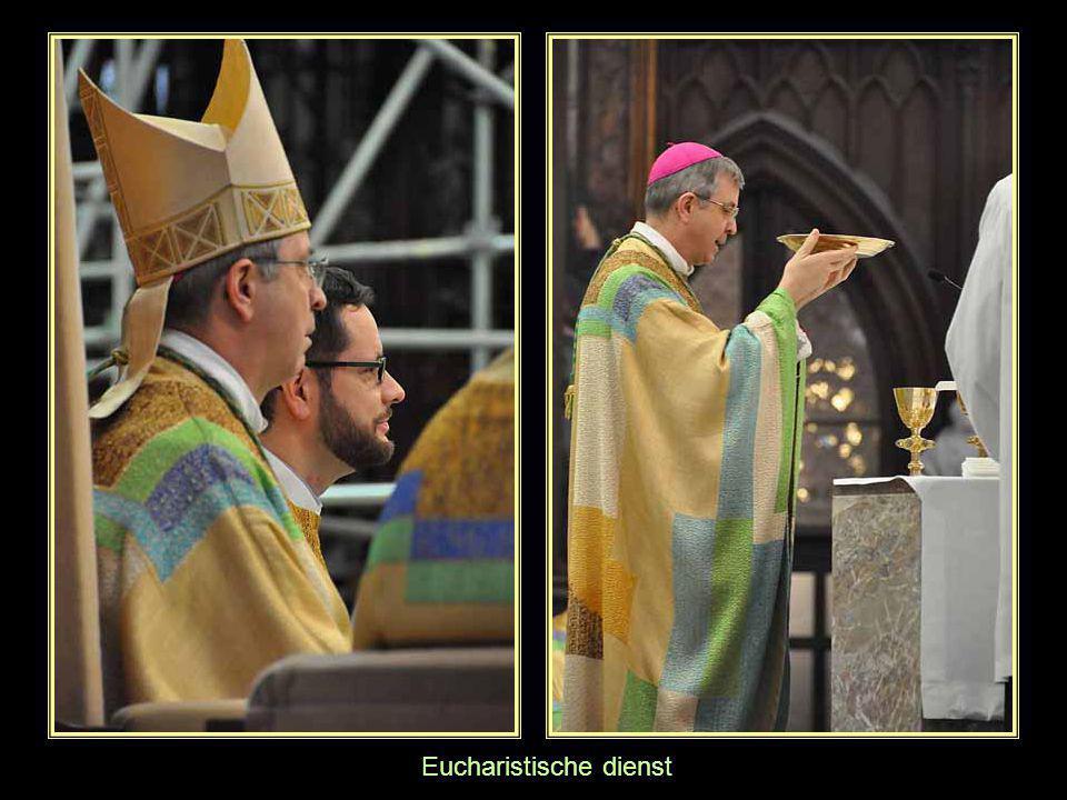 Eucharistische dienst
