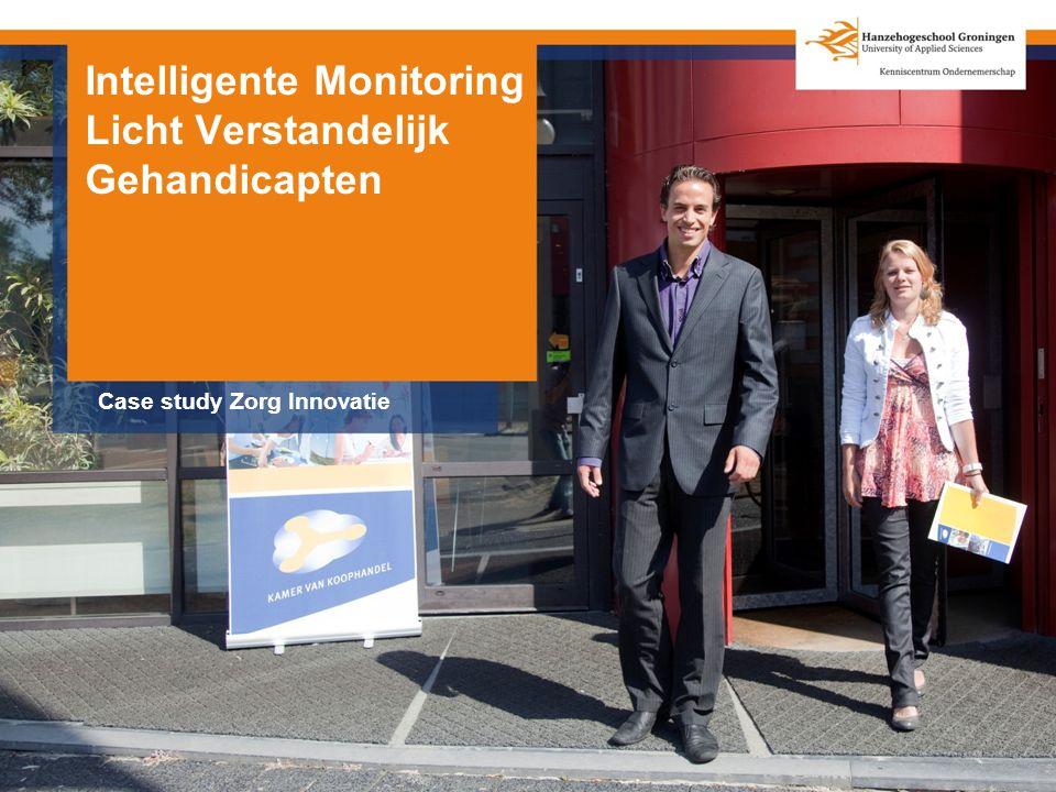 Intelligente Monitoring Licht Verstandelijk Gehandicapten