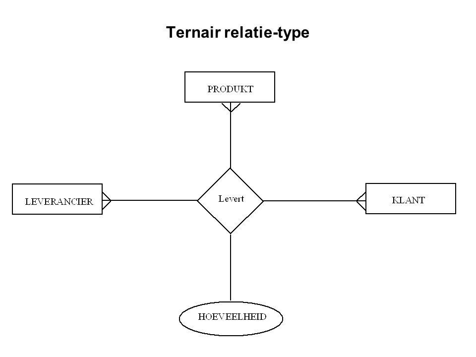 Ternair relatie-type