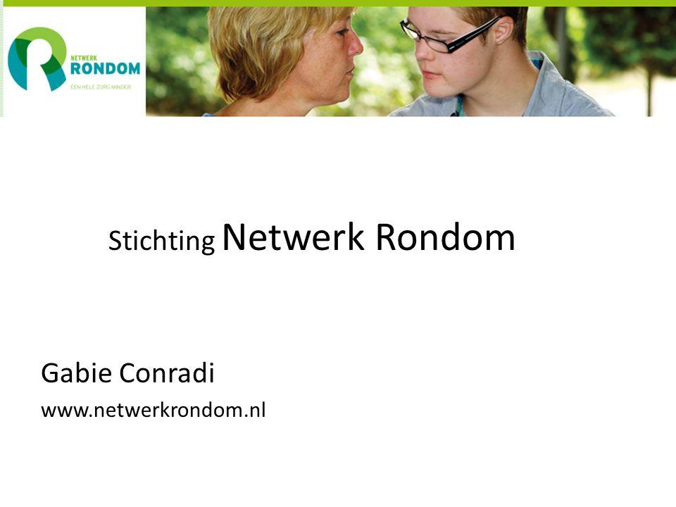 Stichting Netwerk Rondom