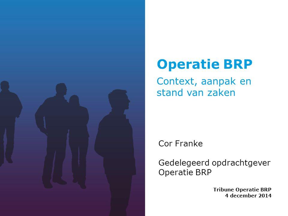 Tribune Operatie BRP 4 december 2014