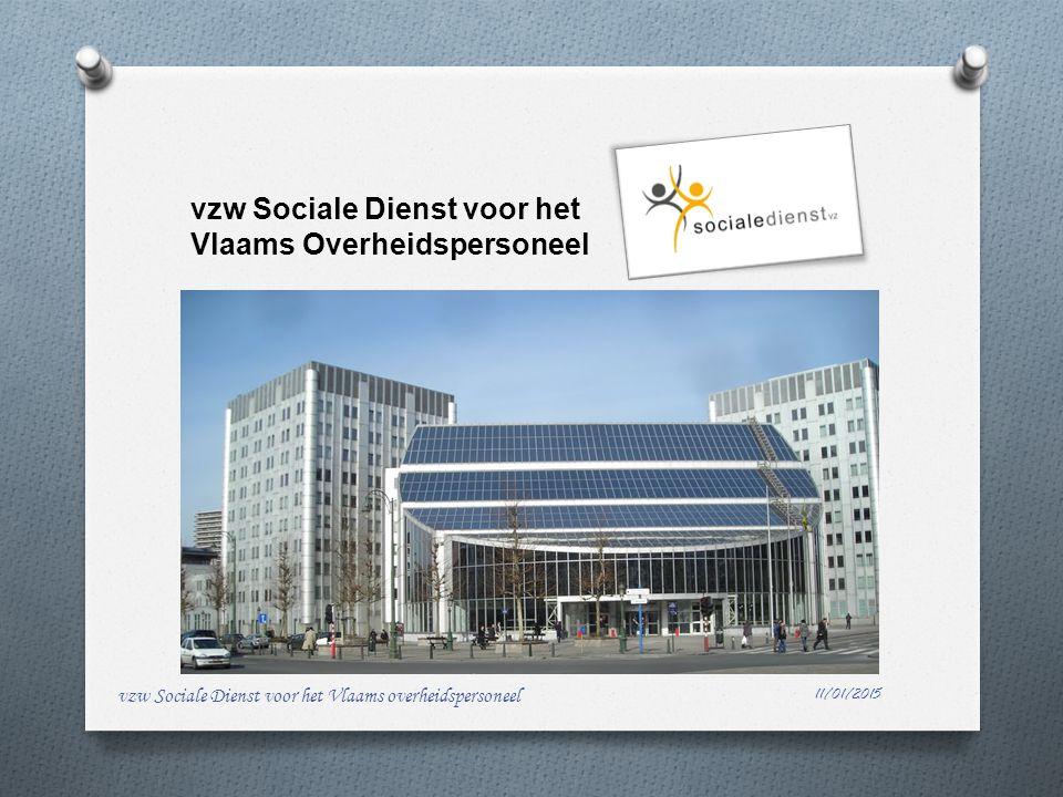 vzw Sociale Dienst voor het Vlaams Overheidspersoneel
