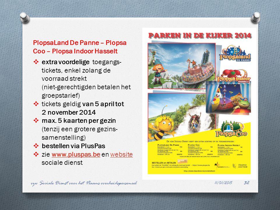 PlopsaLand De Panne – Plopsa Coo – Plopsa Indoor Hasselt