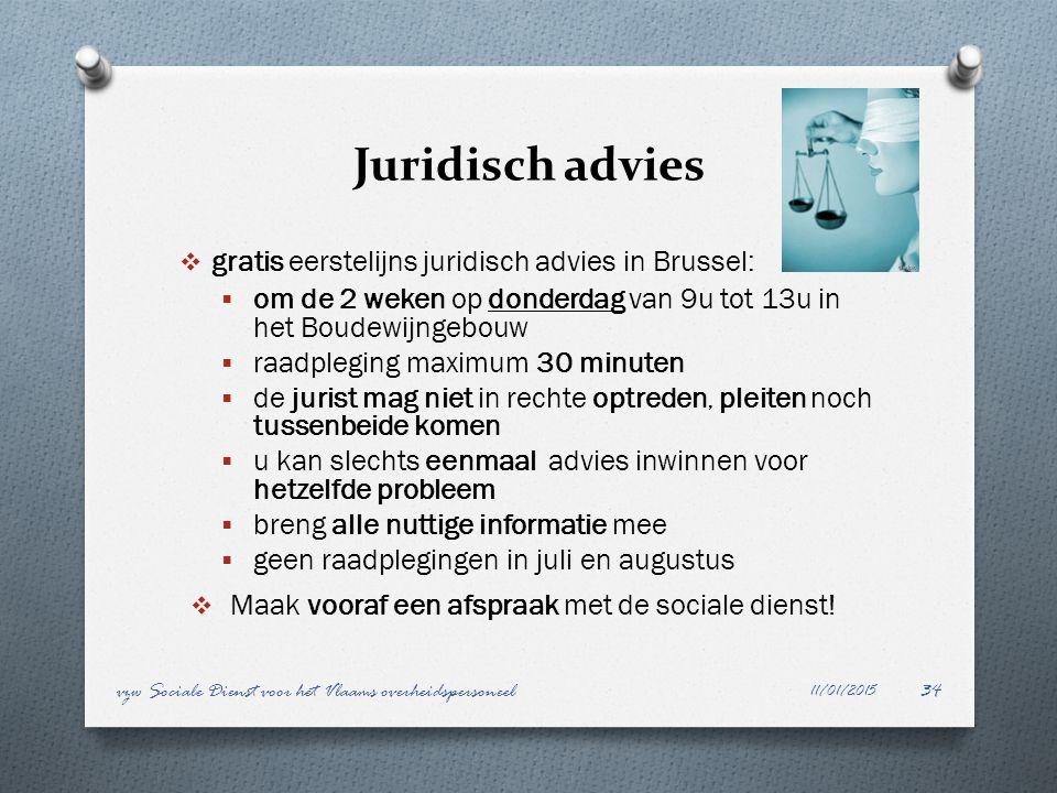 Juridisch advies gratis eerstelijns juridisch advies in Brussel:
