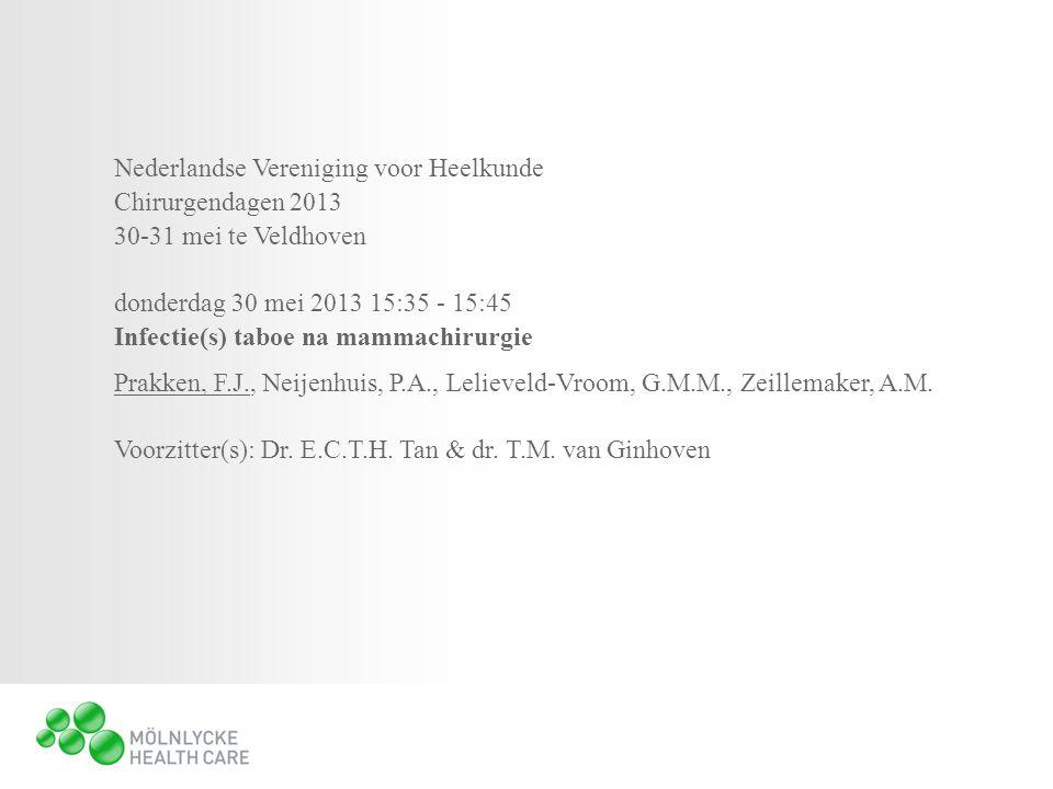 Nederlandse Vereniging voor Heelkunde