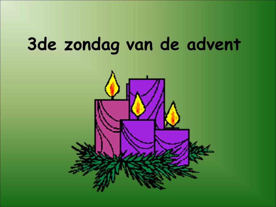 3de zondag van de advent