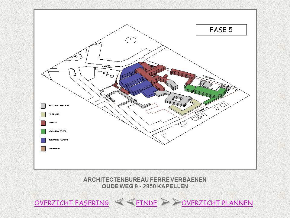 ARCHITECTENBUREAU FERRE VERBAENEN OUDE WEG 9 - 2950 KAPELLEN