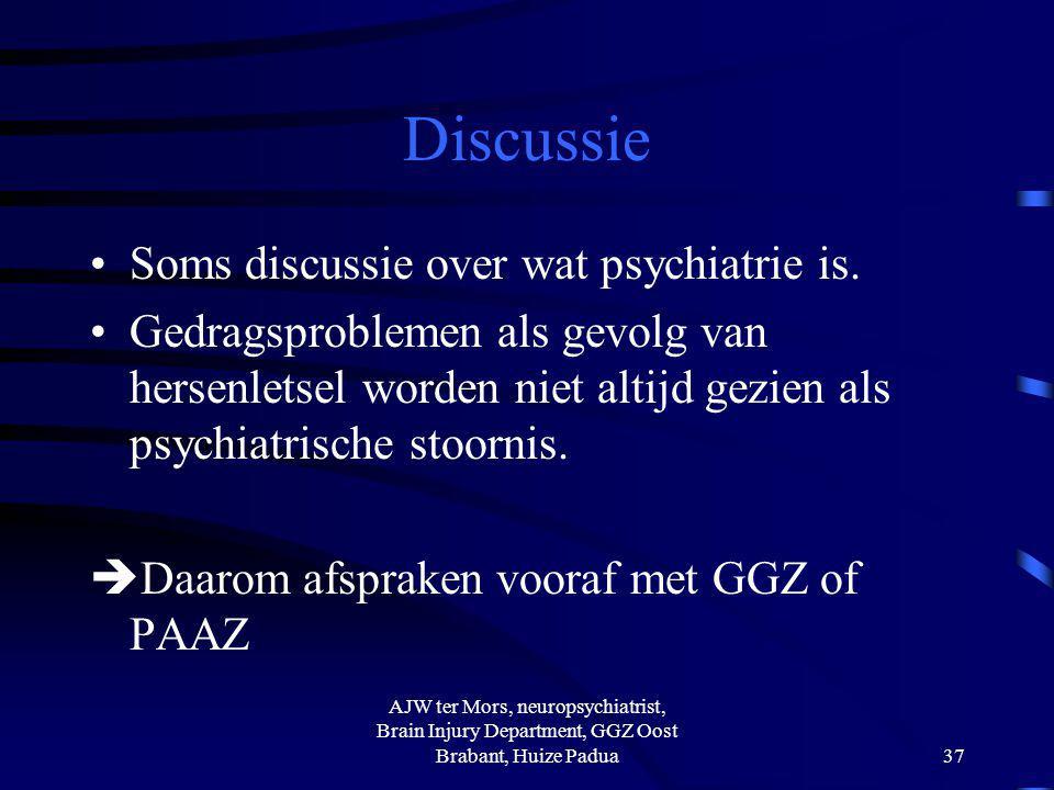  doorrevalideren, psychiater in medebehandeling