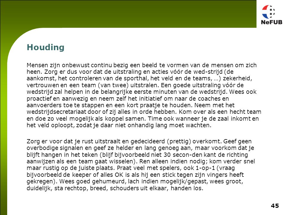 Communicatie 1/2