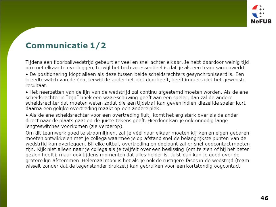 Communicatie 2/2