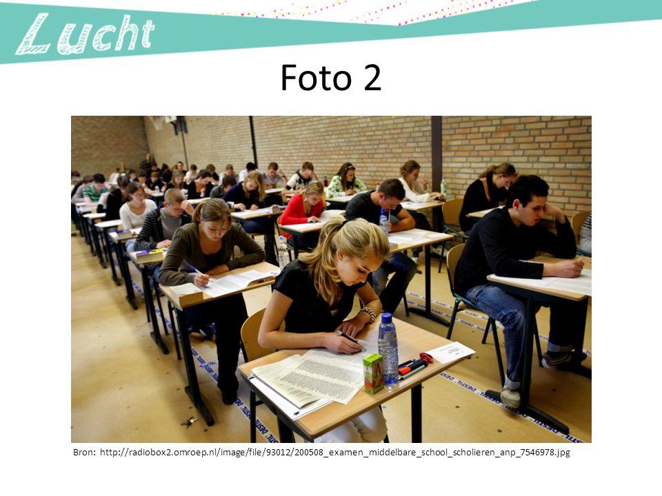 Foto 2 Dat geldt ook in school: in slecht geventileerde ruimtes worden eerder infectieziektes overgedragen.