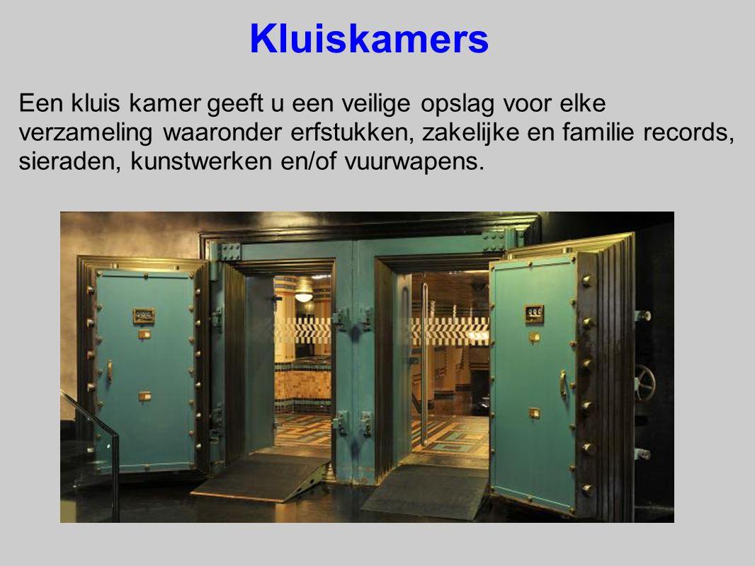 Kluiskamers