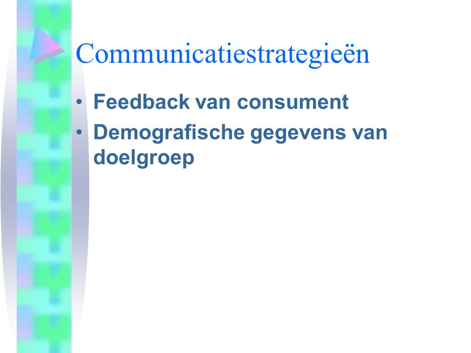 Communicatiestrategieën