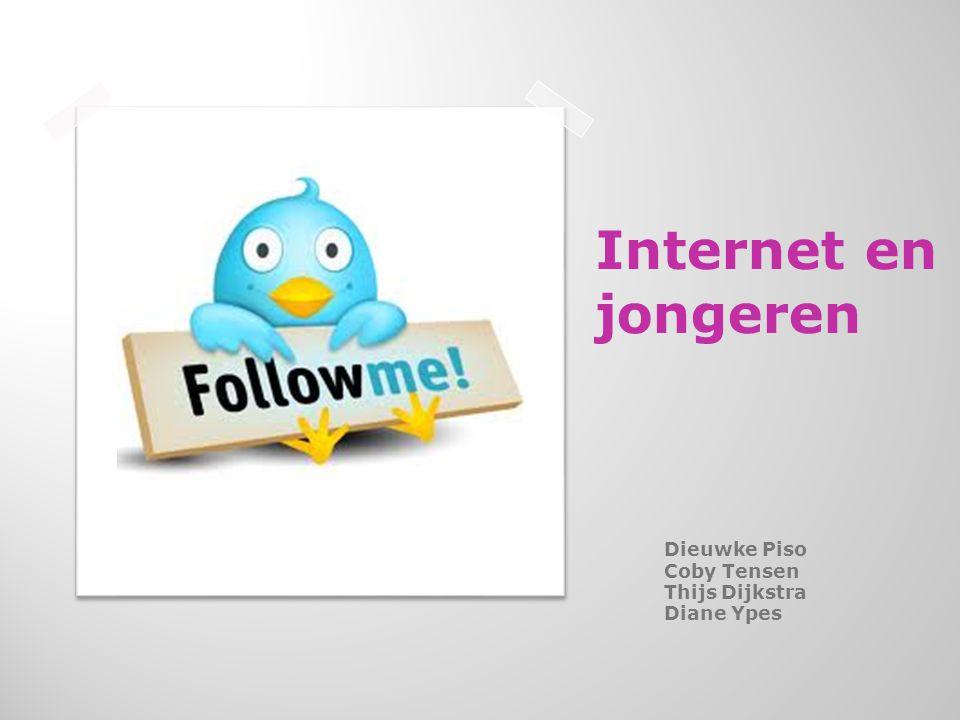Internet en jongeren Dieuwke Piso Coby Tensen Thijs Dijkstra