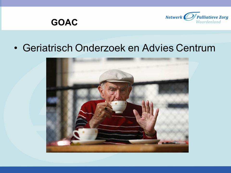 Geriatrisch Onderzoek en Advies Centrum