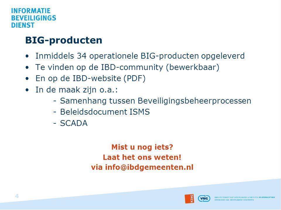 via info@ibdgemeenten.nl