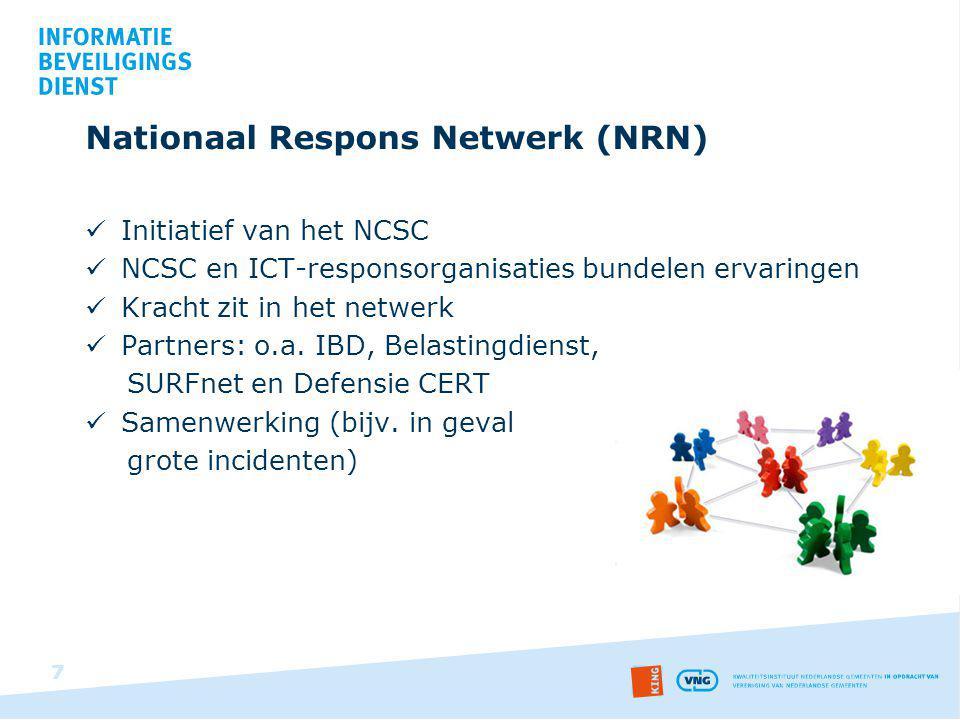 Nationaal Respons Netwerk (NRN)