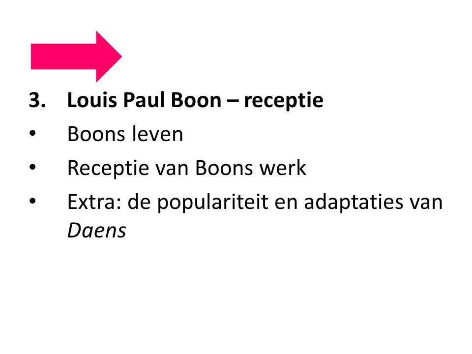 Louis Paul Boon – receptie