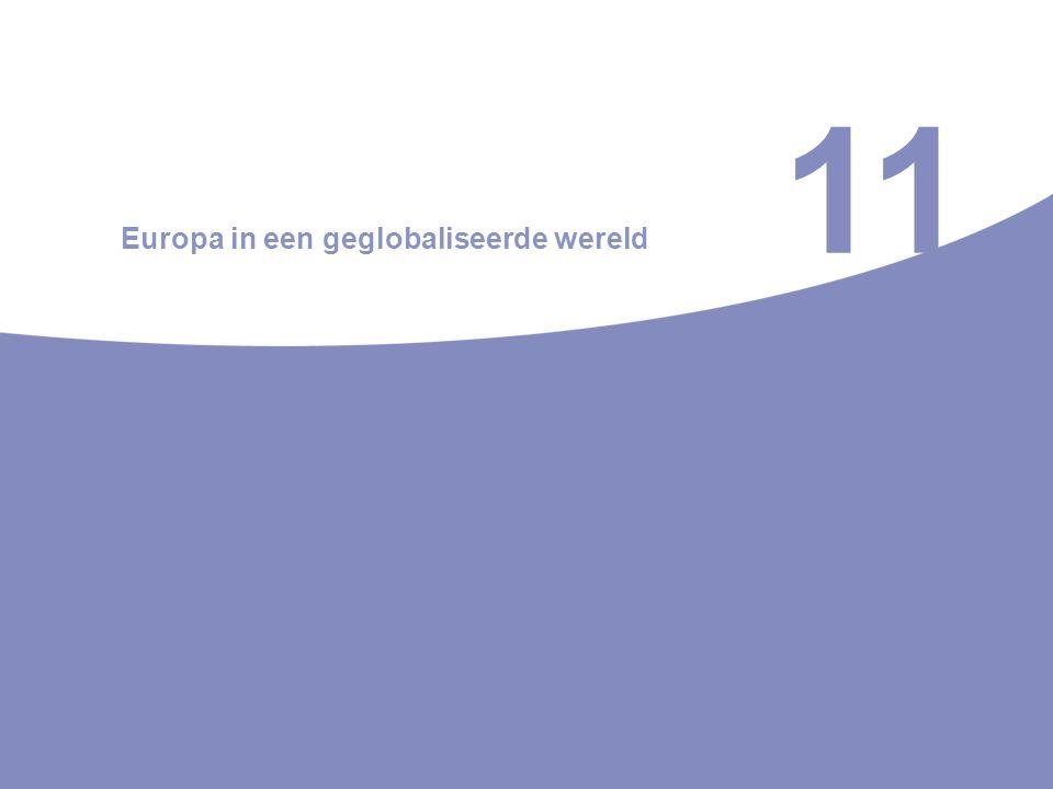 11 Europa in een geglobaliseerde wereld
