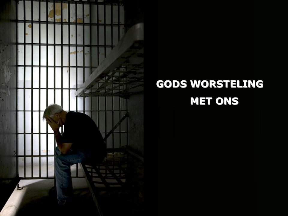 GODS WORSTELING MET ONS