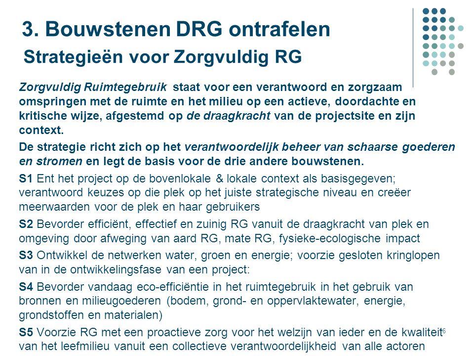 Strategieën voor Zorgvuldig RG