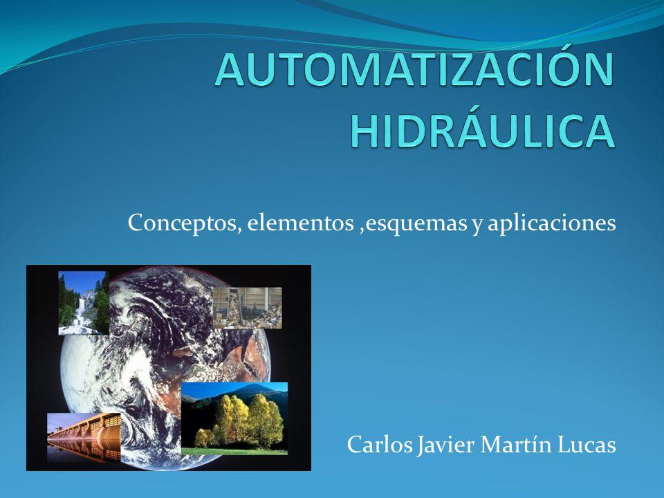 AUTOMATIZACIÓN HIDRÁULICA