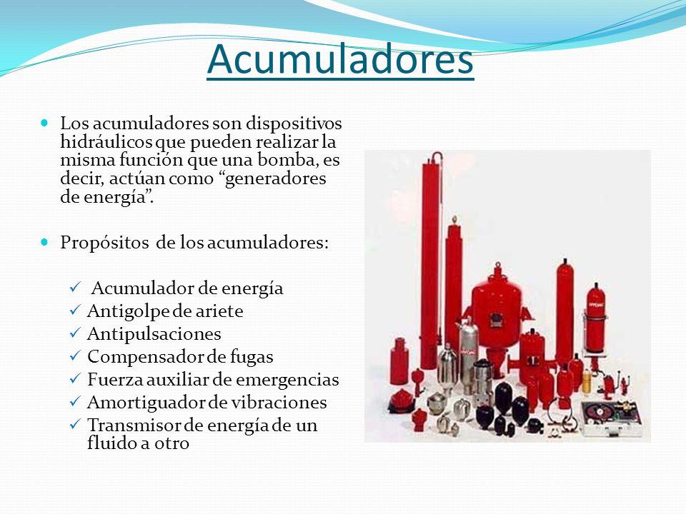 Acumuladores