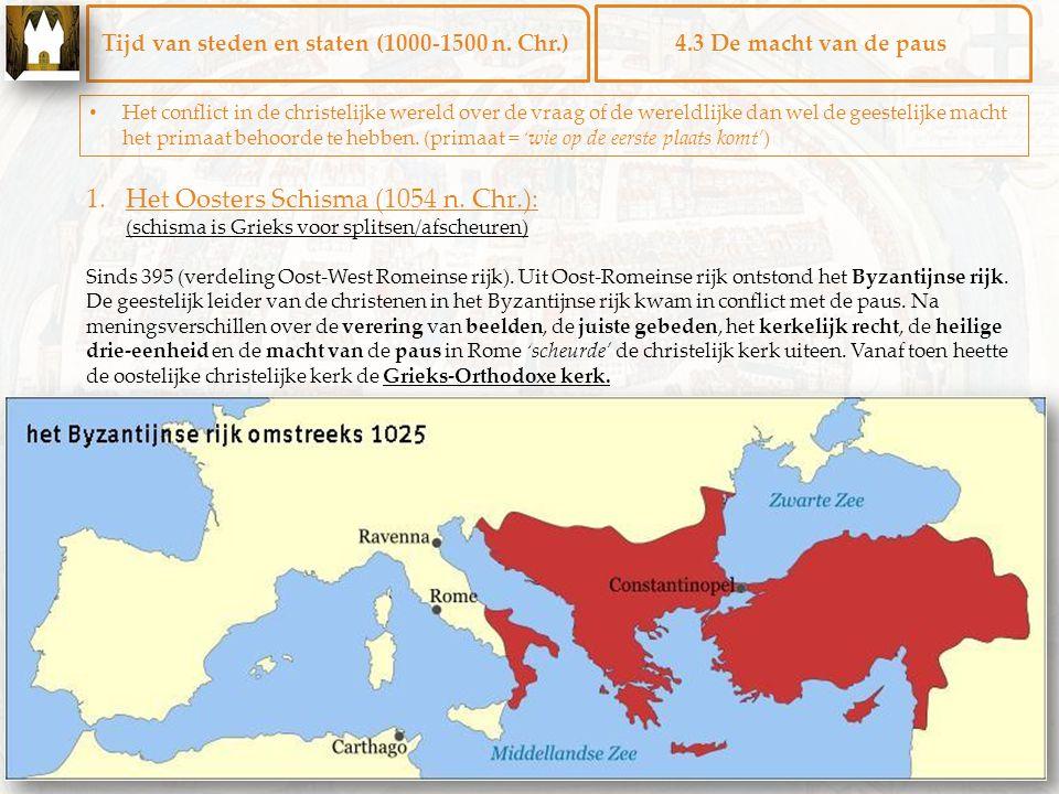 Tijd van steden en staten (1000-1500 n. Chr.)