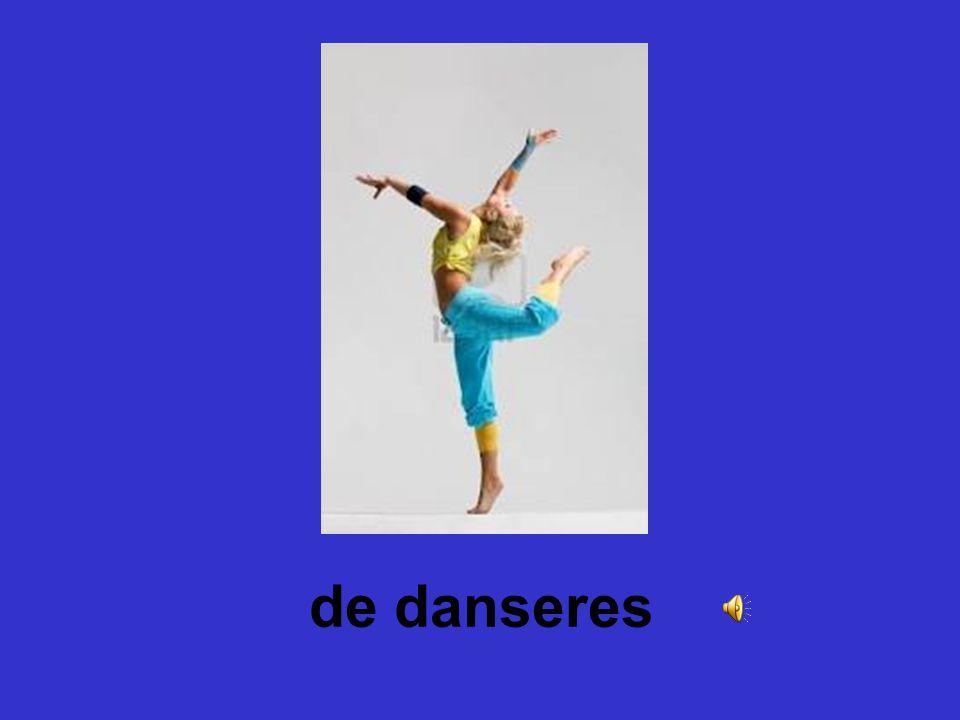 de danseres