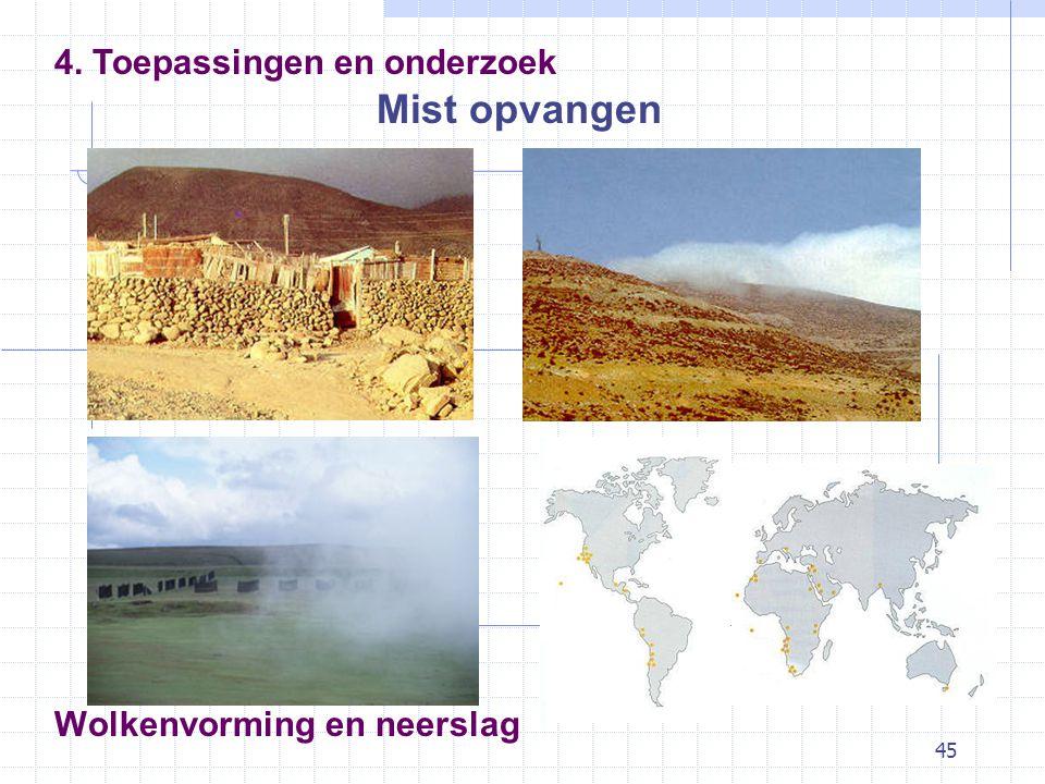 Wolkenvorming en neerslag