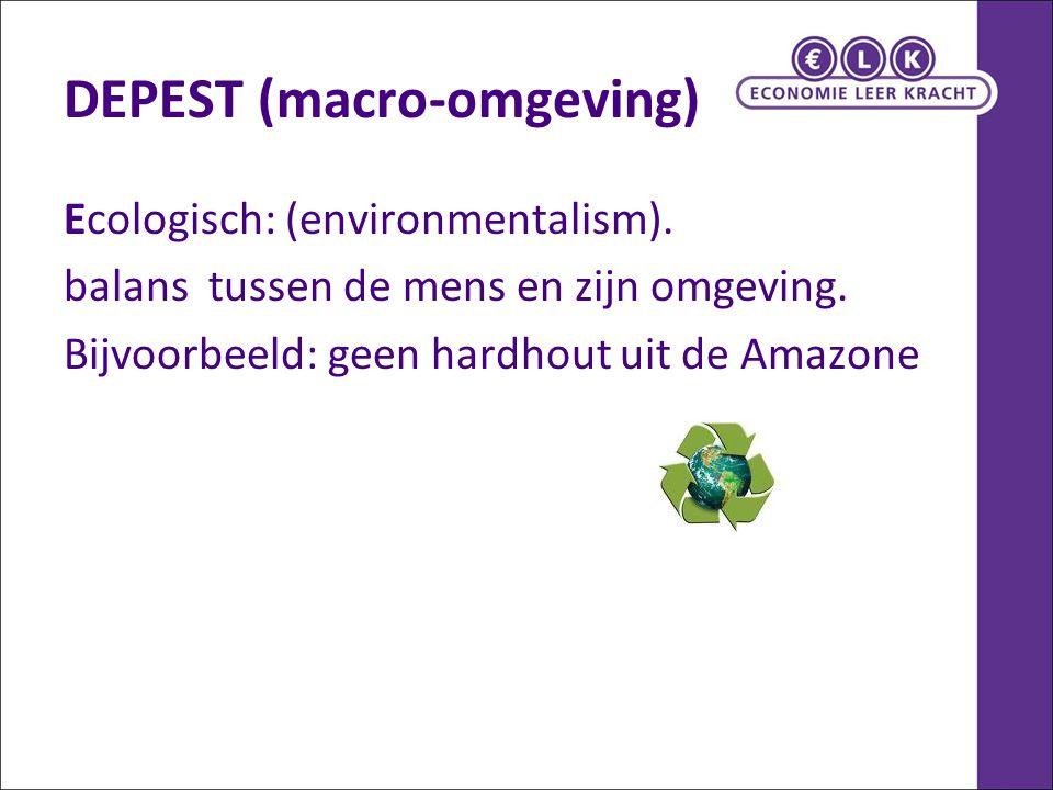 DEPEST (macro-omgeving)