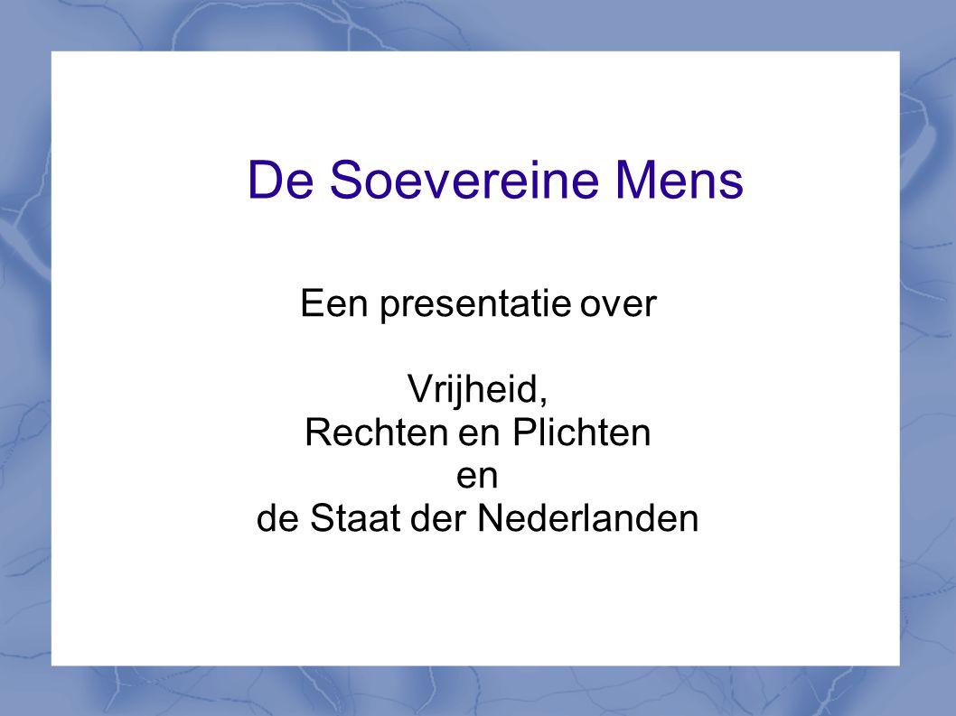 de Staat der Nederlanden