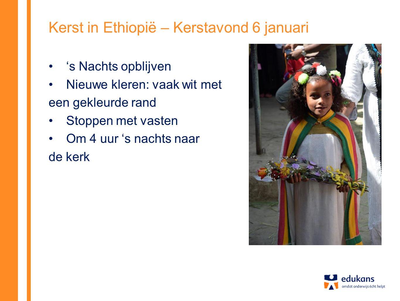 Kerst in Ethiopië – Kerstavond 6 januari