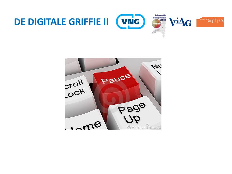 De Digitale Griffie ii