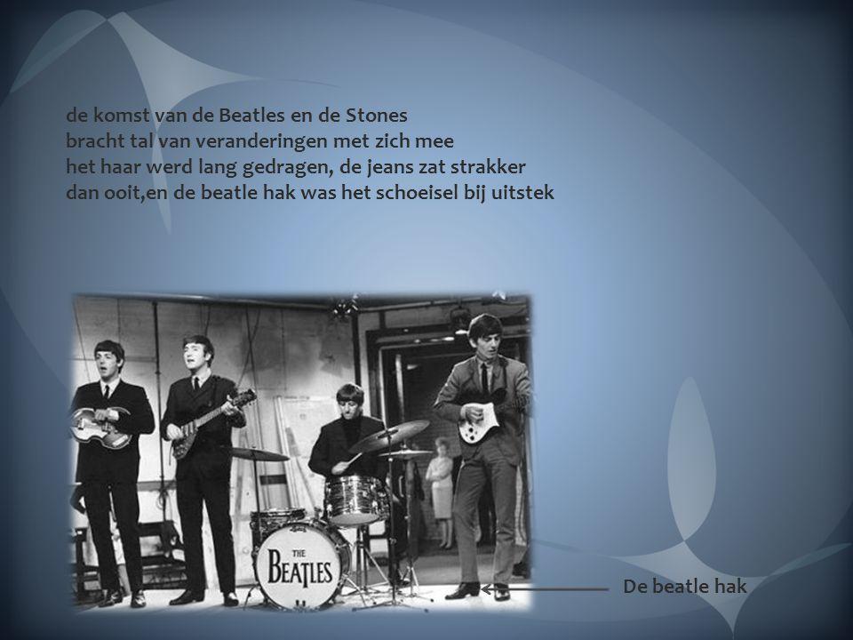 de komst van de Beatles en de Stones