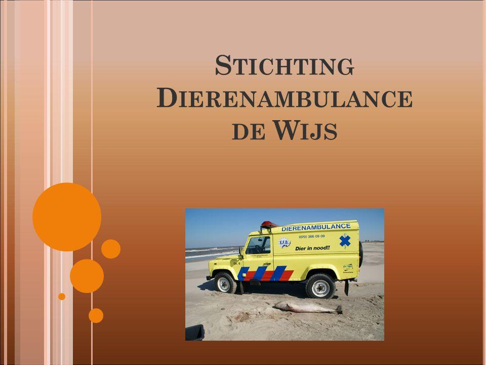 Stichting Dierenambulance de Wijs